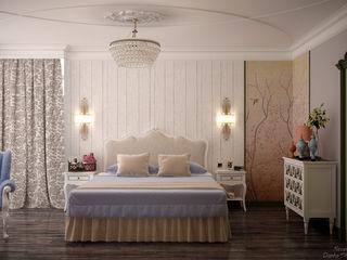 Студия интерьерного дизайна happy.design Country style bedroom