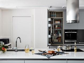 cocina Muebles de cocinas Gris