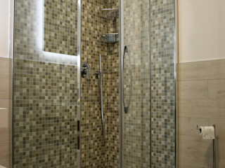 il bagno Studio Tecnico Progettisti Associati Ing. Marani Marco & Arch. Dei Claudia Bagno in stile classico