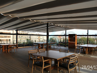 TP618 Modern Terrace Bamboo