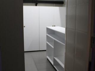 TP618 Wine cellar MDF White