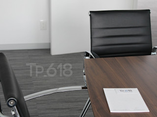 TP618 Modern Study Room and Home Office Solid Wood White