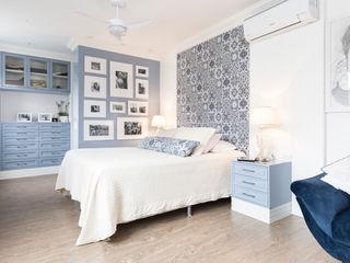 Kali Arquitetura Klassieke slaapkamers
