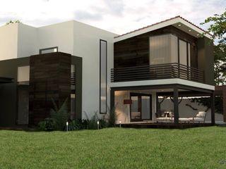 V Arquitectura Moderne Häuser