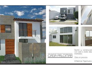 Arquimia Arquitectos Detached home