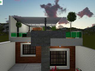OmaHaus Arquitectos Rumah Minimalis