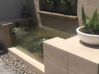 Arquimia Arquitectos Garden Swim baths & ponds
