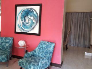 SOJE Interior, Design and Decor PTY (Ltd) 現代風玄關、走廊與階梯