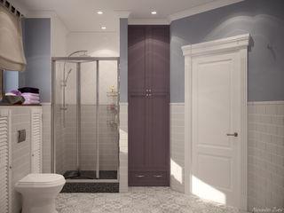 Студия интерьерного дизайна happy.design Colonial style bathroom