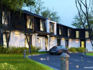 arquitecto9.com Multi-Family house Stone Black