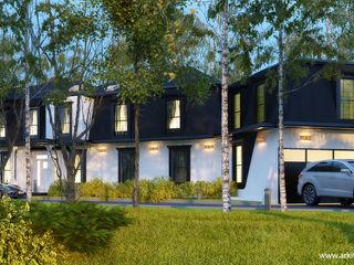 arquitecto9.com Wooden houses Stone Black