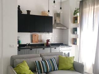 Home Lifting Skandinavische Wohnzimmer