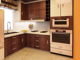 OLLIN ARQUITECTURA KitchenStorage Wood-Plastic Composite Multicolored