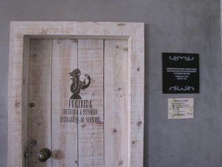Richimi Factory Tường & sàn phong cách công nghiệp