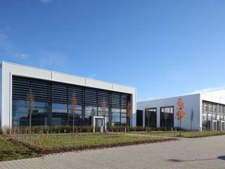 AMA Instruments Architekturbüro zwo P Moderne Bürogebäude