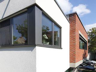 Emmerling S. Bau GmbH & Co.KG Architekturbüro zwo P Moderne Bürogebäude