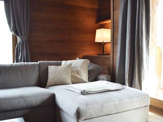 Andrea Rossini Architetto Scandinavian style living room