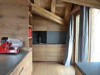 Andrea Rossini Architetto Scandinavian style kitchen