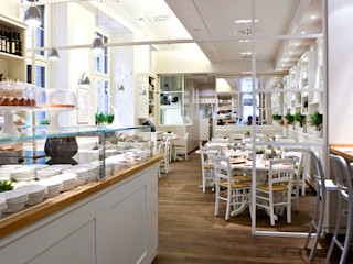 Andrea Rossini Architetto Scandinavian style offices & stores