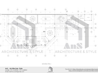 AnS - Architecture Style Scandinavian style gastronomy