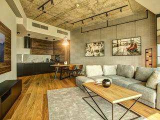 VIVINO Industrial style dining room