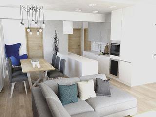 VIVINO Scandinavian style kitchen