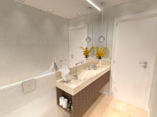 IZI HOME Interiores Klasyczna łazienka