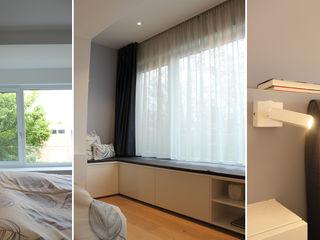 Celia Kunst_Architektur und Raumplanungen Modern Bedroom