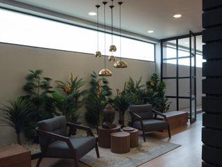PLANTA BAJA ESTUDIO DE ARQUITECTURA Ruang Studi/Kantor Modern