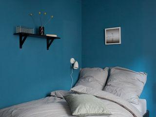 VINTAGENCY Спальня Синій