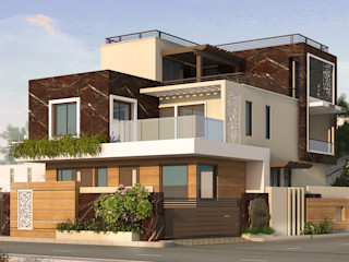 Residence Design Arch Point Bungalows