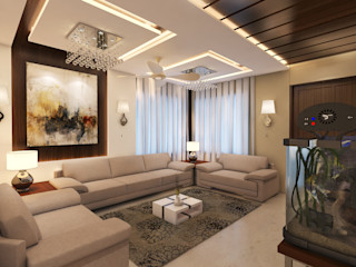 Residence Design Arch Point Living roomSofas & armchairs