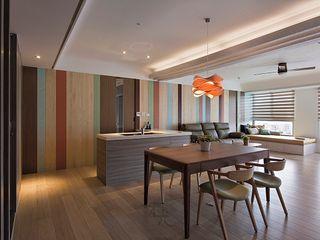 禾光室內裝修設計 ─ Her Guang Design Modern Dining Room