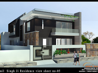 Home design Arch Point Bungalows