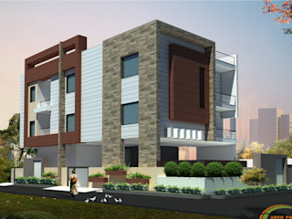 Residence Space Design Arch Point Bungalows