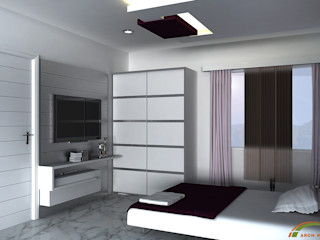 Residence Space Design Arch Point