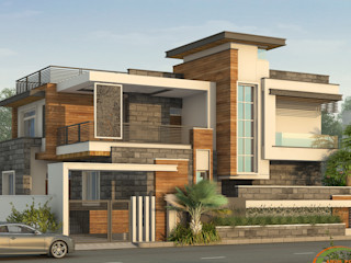 Contemporary Residence Arch Point Bungalows