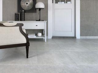 Verde y Madera Floors Ceramic Grey