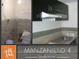 MANZANILLO 4 Fixing