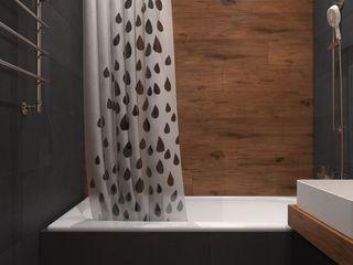Визуализация ванной комнаты Alyona Musina Ванная в стиле лофт