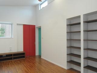 hacototo design room Salon moderne Bois Multicolore