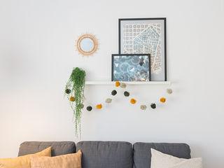 ALQUILER PARA ESTUDIANTES - DECORACIÓN - HOME STAGING SV Home Staging SalonesEstanterías