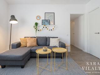 ALQUILER PARA ESTUDIANTES - DECORACIÓN - HOME STAGING SV Home Staging SalonesSofás y sillones