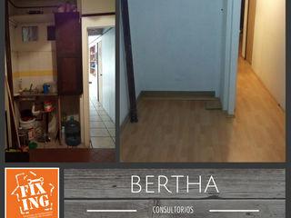 Bertha Fixing