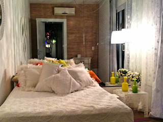 STUDIO AGUIAR E DINIS Dormitorios de estilo moderno
