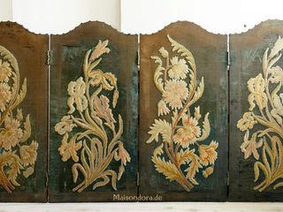 Maisondora Vintage Living HuishoudenRuimteverdelers & schermen Textiel Bont