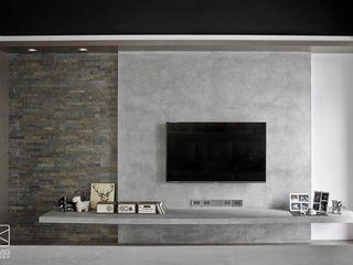 台中 - 雋業 禾廊室內設計 牆面
