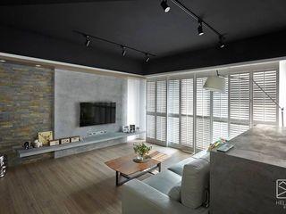台中 - 雋業 禾廊室內設計 客廳