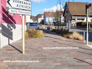 PORFIDO TRENTINO SRL Floors Stone Multicolored