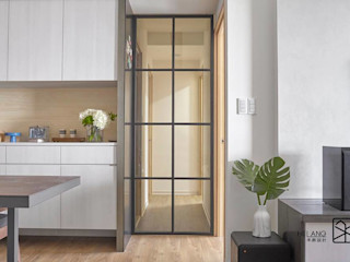禾廊室內設計 Puertas y ventanasPuertas Hierro/Acero
